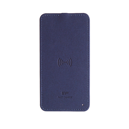 Silicon Power Wireless Phone Charger QI220 Blue