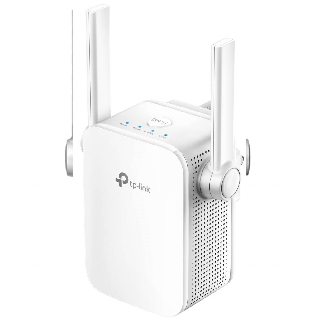 TP-LINK AC1200 Dual Band Wireless Wall
