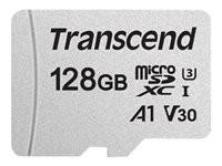 TRANSCEND 128GB UHS-I U3A1 microSD