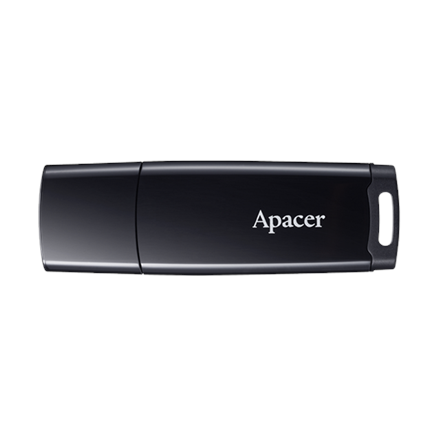Apacer Streamline Flash Drive AH336 16 GB, USB 2.0, Black
