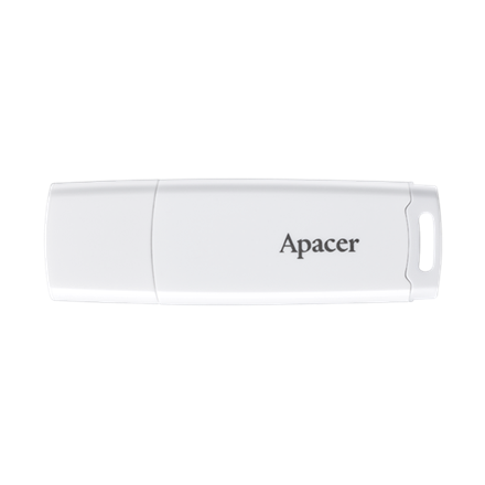 Apacer Streamline Flash Drive AH336 32 GB, USB 2.0, White