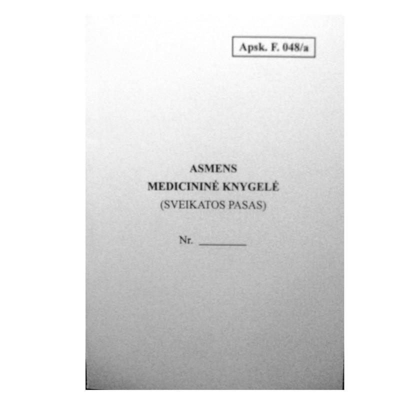Personal Medicine book, LT keelne