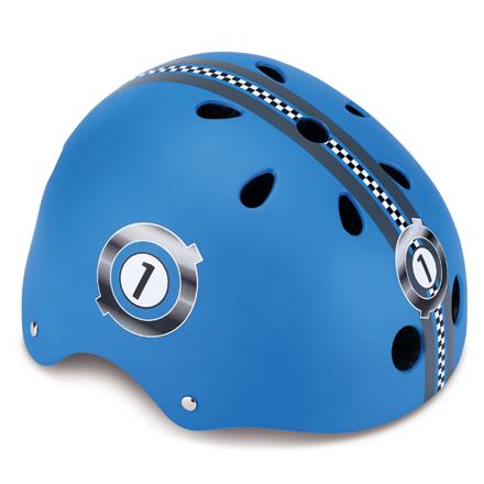 GLOBBER helmet Junior Racing XXS/XS (48-51 cm), Blue