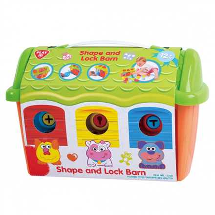 PLAYGO INFANT&TODDLER Game 1750/1751