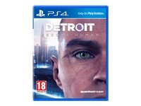 SONY PS4 Game: Detroit Become Human