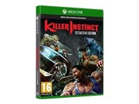 MS Xbox One Game: Killer Instinct Defini