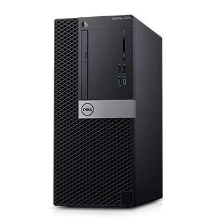 PC|DELL|OptiPlex|7070|Business|MiniTower|CPU Core i9|i9-9900|3100 MHz|RAM 32GB|DDR4|2666 MHz|SSD 512GB|Graphics card Intel UHD Graphics 630|Integrated|ENG|Windows 10 Pro|Included Accessories Dell Optical Mouse - MS116, Dell Wired Keyboard KB216 Black|N012O7070MT