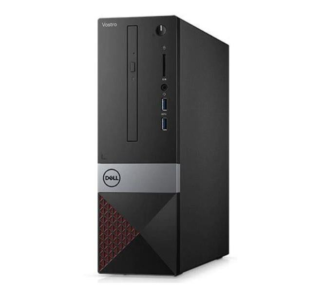 PC|DELL|Vostro|3471|Business|Tower|CPU Core i3|i3-9100|3600 MHz|RAM 4GB|DDR4|2400 MHz|SSD 128GB|Graphics card Intel UHD Graphics 630|Integrated|ENG|Bootable Linux|Included Accessories Dell Optical Mouse - MS116, Dell Wired Keyboard KB216|N203VD3471BTPEDB03_UBU