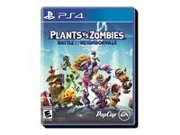 EA PS4 Plants Vs Zombies BF NEIGHBORVILL