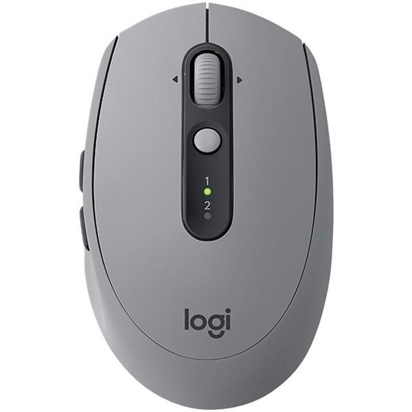 LOGITECH Wireless Mouse M590 Multi-Device Silent - EMEA - MID GREY TONAL
