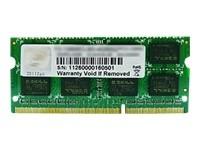 G.SKILL DDR3 4GB 1600MHz CL11 SO-DIMM
