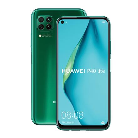 "Huawei P40 Lite Green, 6.4 "", IPS LCD, 1080 x 2310 pixels, Octa-core, Internal RAM 6 GB, 128 GB, NM SD, Dual SIM, Nano-SIM, 3G, 4G, Main camera 48+8+2+2 MP, Secondary camera 16 MP, Android, 10.0, 4200 mAh"