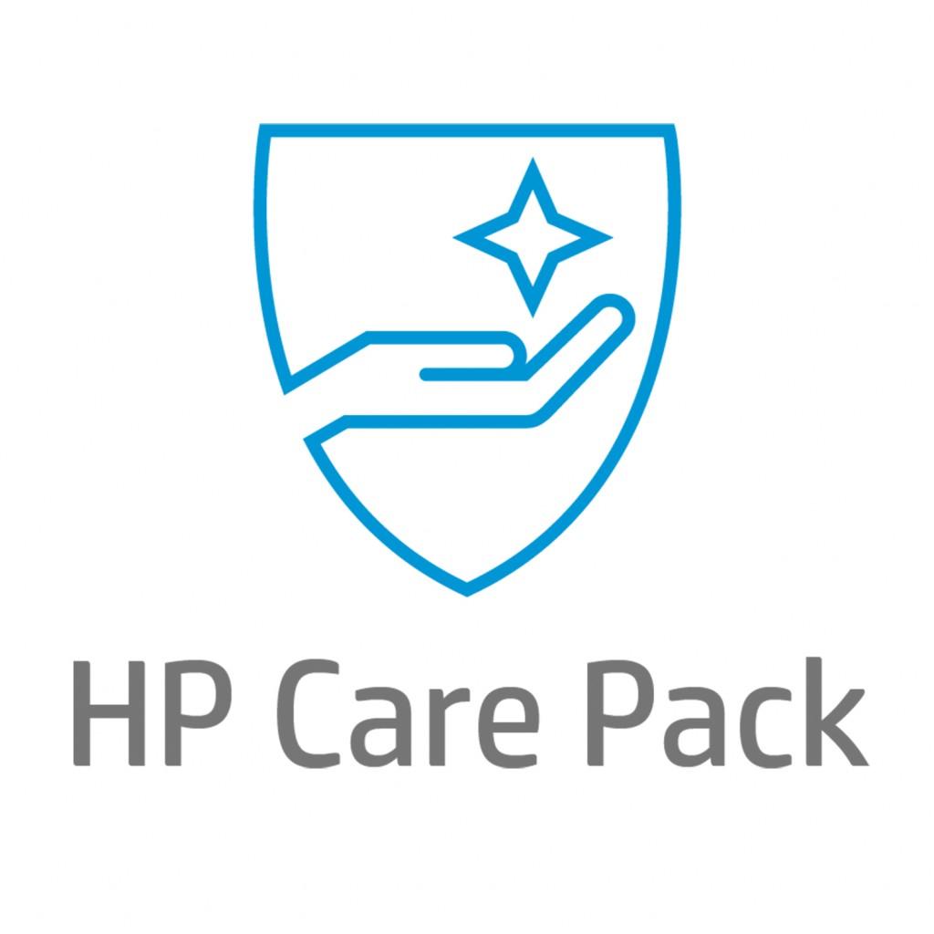 HP 3 års support på plats nästa arbetsdag/valfri självreparation på plats för kund