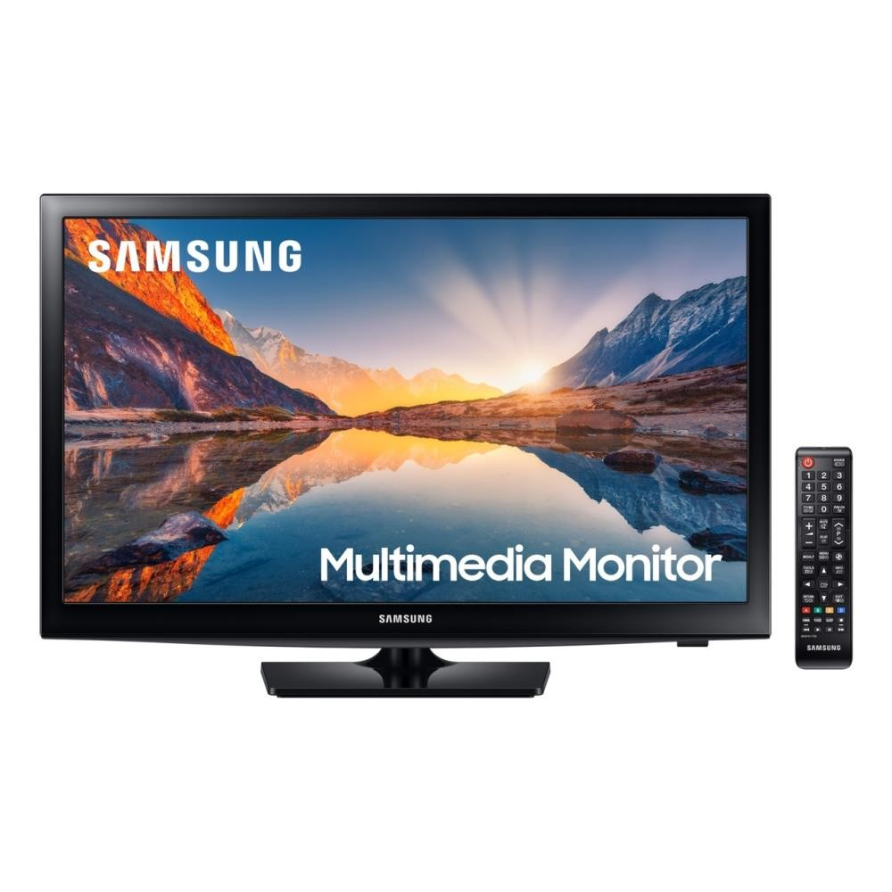 "LCD Monitor|SAMSUNG|S24R39MHA|23.6""|Panel VA|1366x768|16:9|60Hz|8 ms|Speakers|Tilt|Colour Black|LS24R39MHAUXEN"