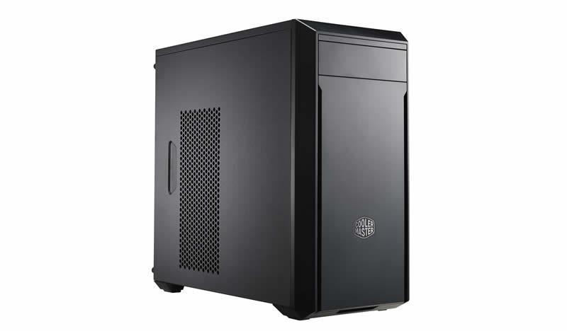 Case|COOLER MASTER|MasterBox Lite 3|MiniTower|MicroATX|MiniITX|Colour Black|MCW-L3S2-KN5N