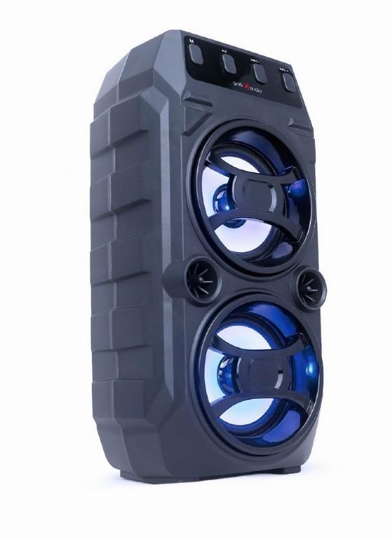 Portable Speaker|GEMBIRD|Wireless|Bluetooth|Blue|SPK-BT-13