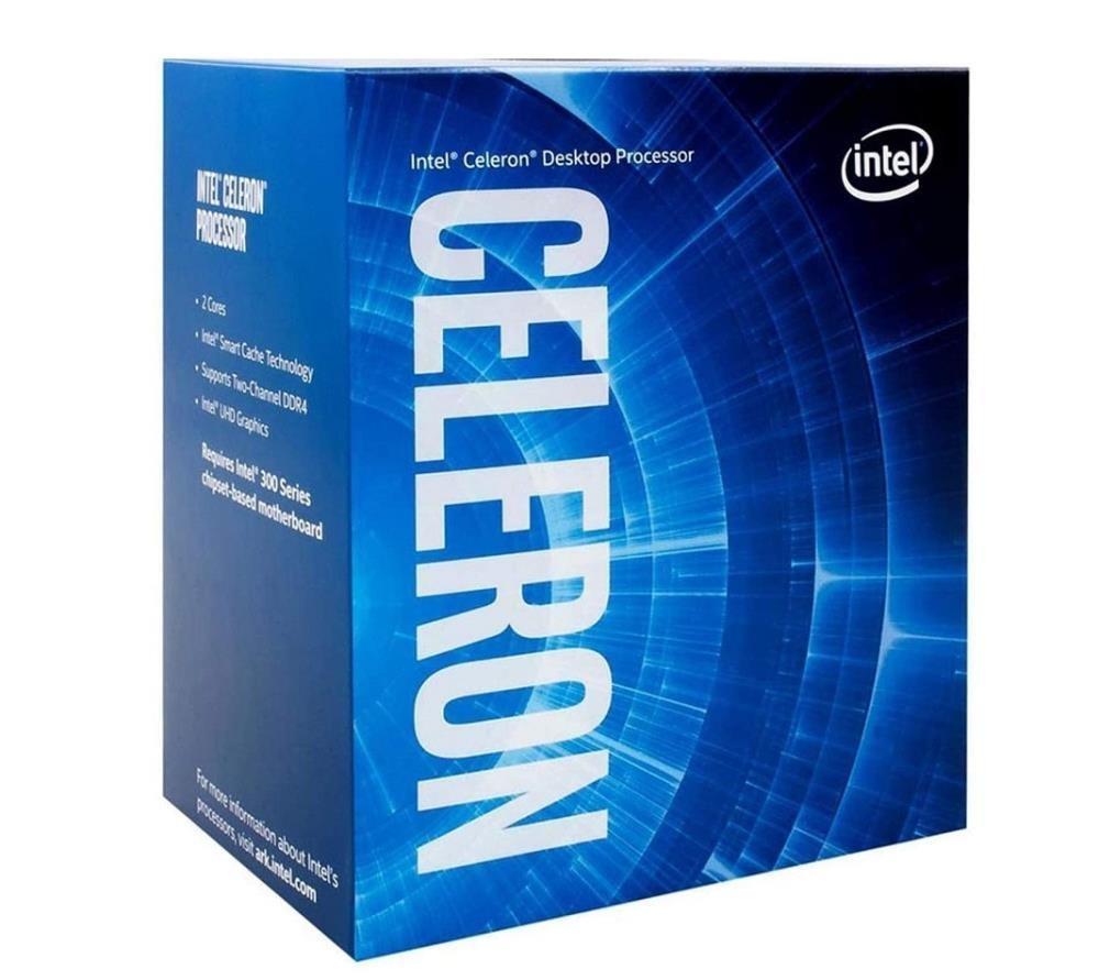 CPU|INTEL|Celeron|G5900|Comet Lake|3400 MHz|Cores 2|2MB|Socket LGA1200|58 Watts|GPU UHD 610|BOX|BX80701G5900SRH44