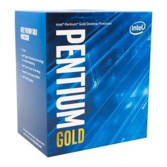 CPU|INTEL|Pentium|G6600|Comet Lake|4200 MHz|Cores 2|4MB|Socket LGA1200|58 Watts|GPU UHD 630|BOX|BX80701G6600SRH3S