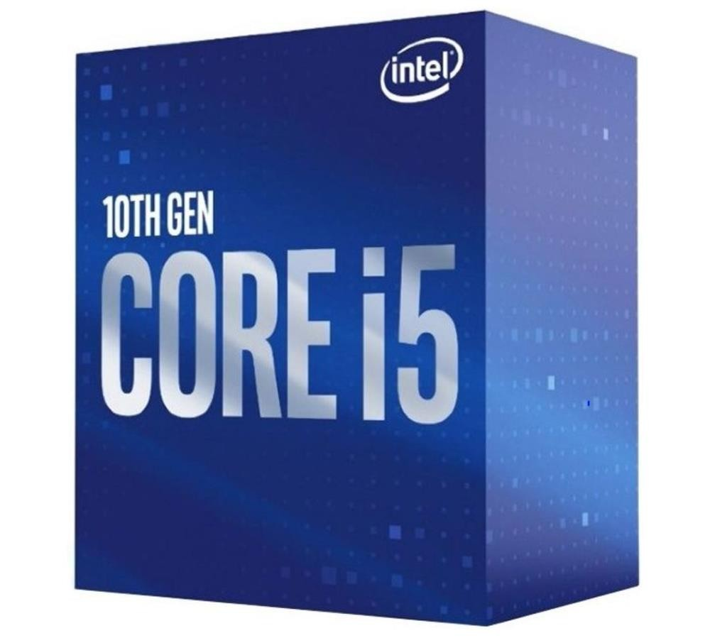 Intel Core i5-10600K protsessor 4,1 GHz 12 MB Smart Cache Karp