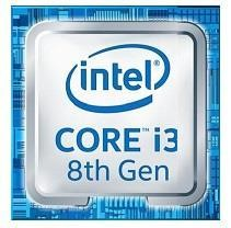 CPU|INTEL|Core i3|i3-8100|Coffee Lake|3600 MHz|Cores 4|6MB|Socket LGA1151|65 Watts|GPU HD 630|OEM|CM8068403377308SR3N5