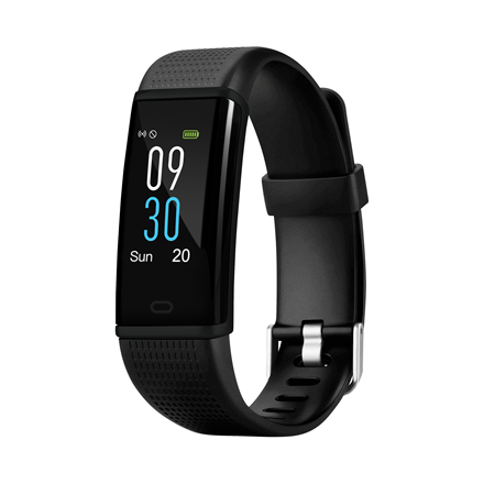 Acme Activity tracker ACT307 Steps and distance monitoring, Multi-Sport Mode, Bluetooth, Waterproof, Black
