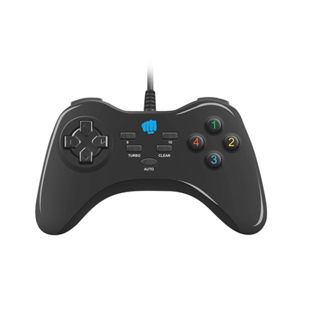Fury Patriot Gamepad, Black