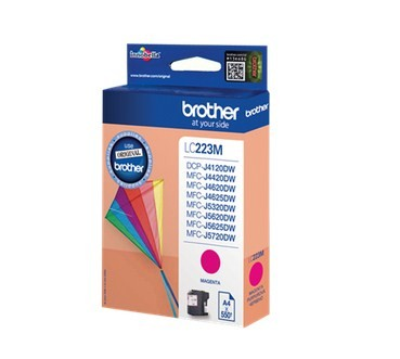 Brother LC223M ink cartridge, magenta