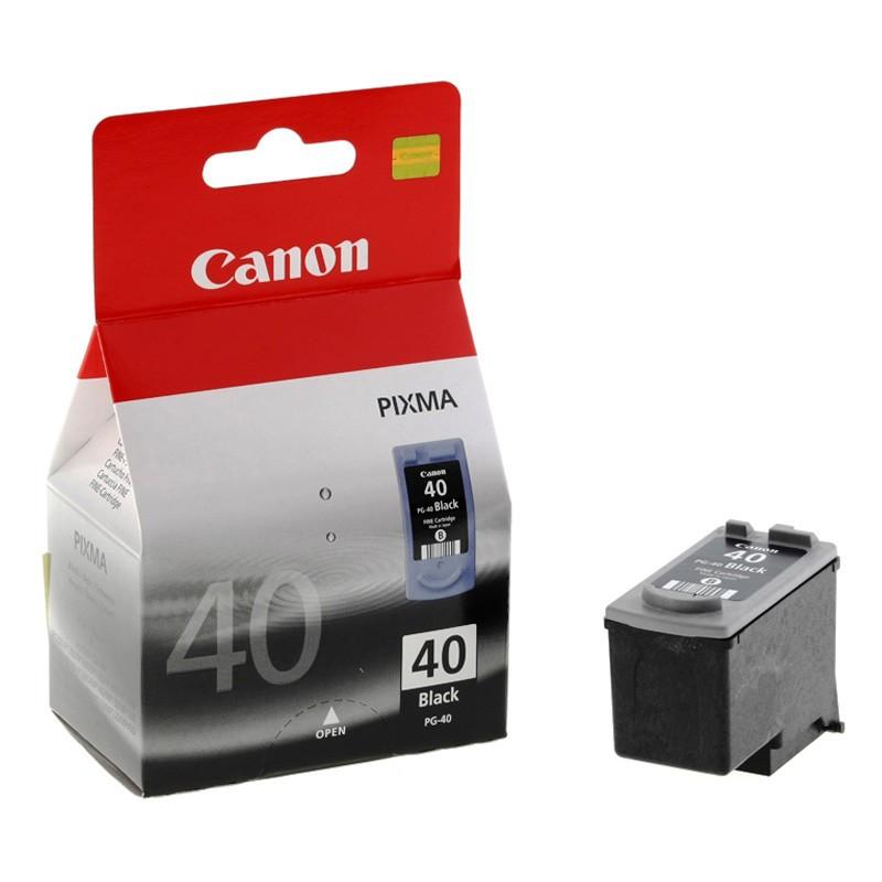 Canon PG-40 tindikassett 1 tk Originaal Must