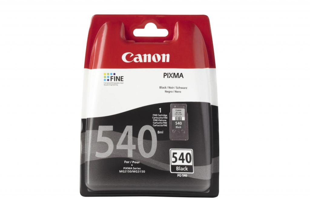 Canon PG-540 tindikassett 1 tk Originaal Standard Yield Fotomust