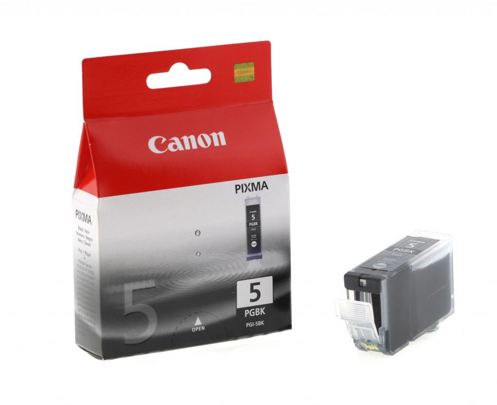 Canon PGI-5 BK tindikassett 1 tk Originaal Fotomust