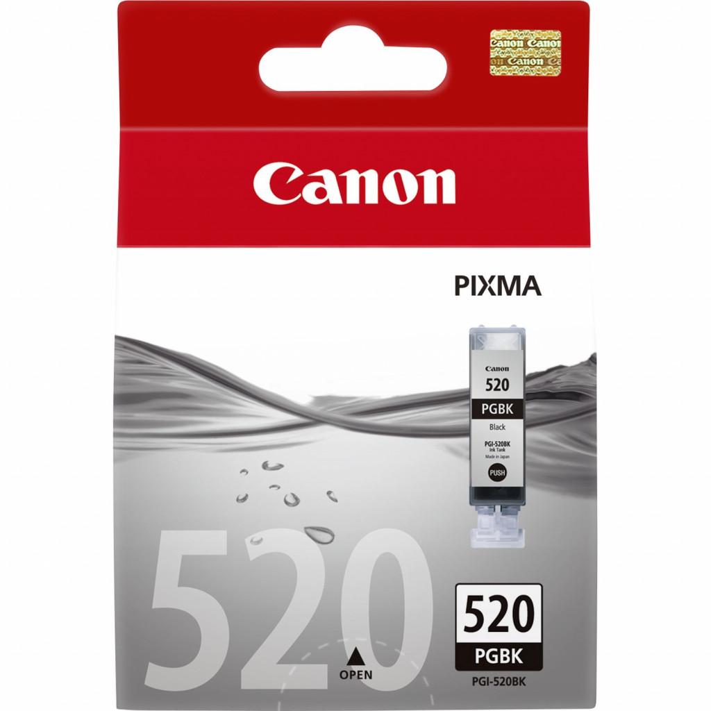 Canon PGI-520BK tindikassett 1 tk Originaal Fotomust