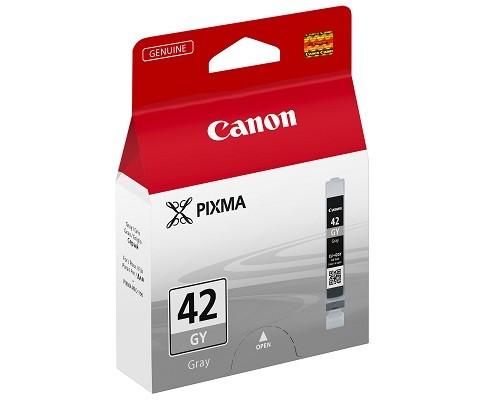 Canon CLI-42GY ink cartridge, grey