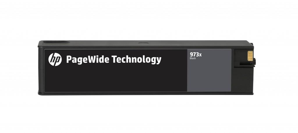 HP 973X ink cartridge, black, high capacity