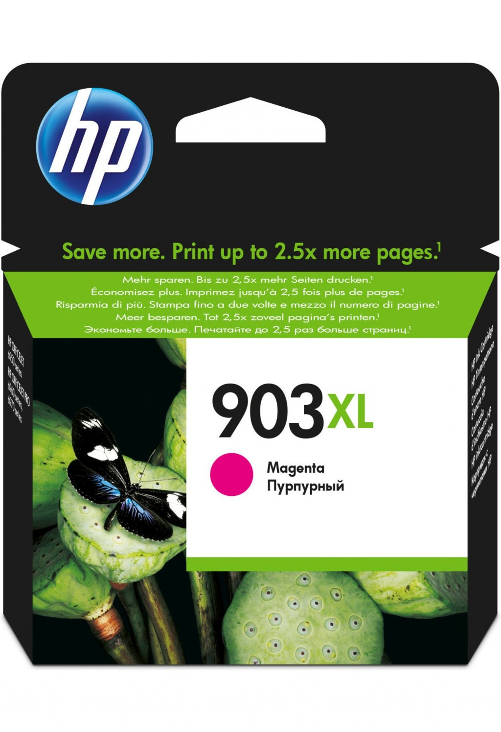 HP 903XL ink cartridge, magenta, high capacity