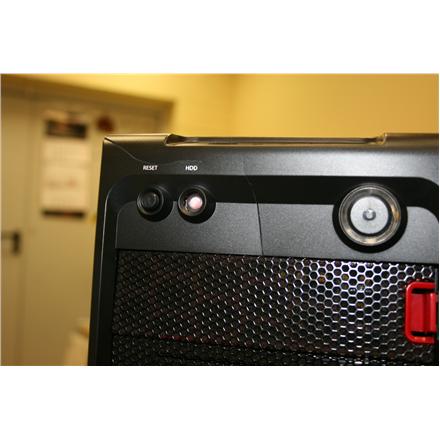 Deepcool USB 3.0 x1, USB 2.0 x 1 , Spk x 1 , Audio x 1, All Black, REFURBISHED