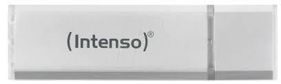 MEMORY DRIVE FLASH USB2 4GB/SILVER 3521452 INTENSO