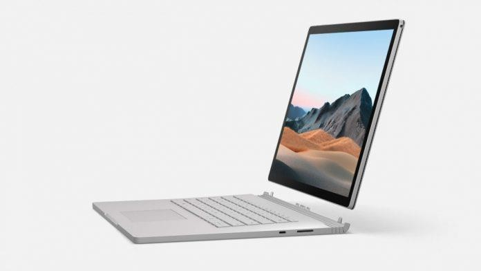 Notebook|MICROSOFT|Surface|Surface Book 3|CPU i7-1065G7|13.5"