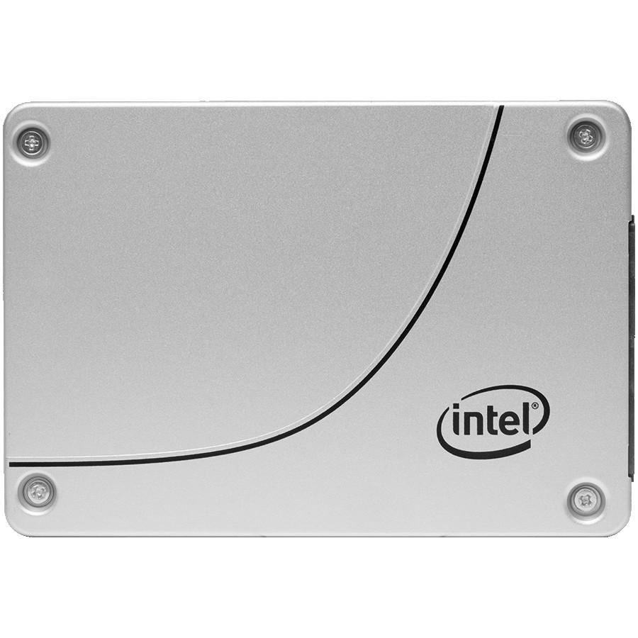 Intel SSD D3-S4510 Series (480GB, 2.5in SATA 6Gb/s, 3D2, TLC) Generic Single Pack