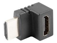 LANBERG adapter HDMI male HDMI female