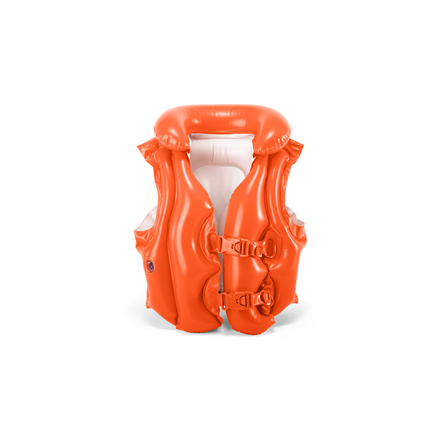 Intex Deluxe Swim Vest 58671EU Orange