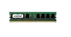 MEMORY DIMM 4GB PC12800 DDR3/CT51264BD160BJ CRUCIAL