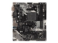 ASROCK X370M-HDV R4.0 Socket AM4 DDR4