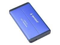 GEMBIRD USB 3.0 2.5inch enclosure blue