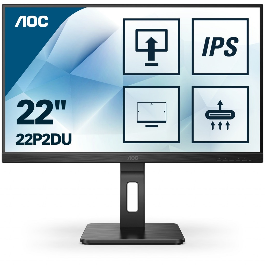 AOC 22P2DU 21.5inch monitor