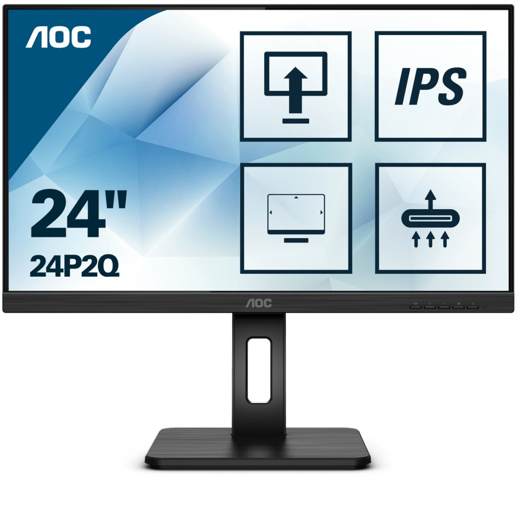 AOC 24P2Q 23.8inch monitor