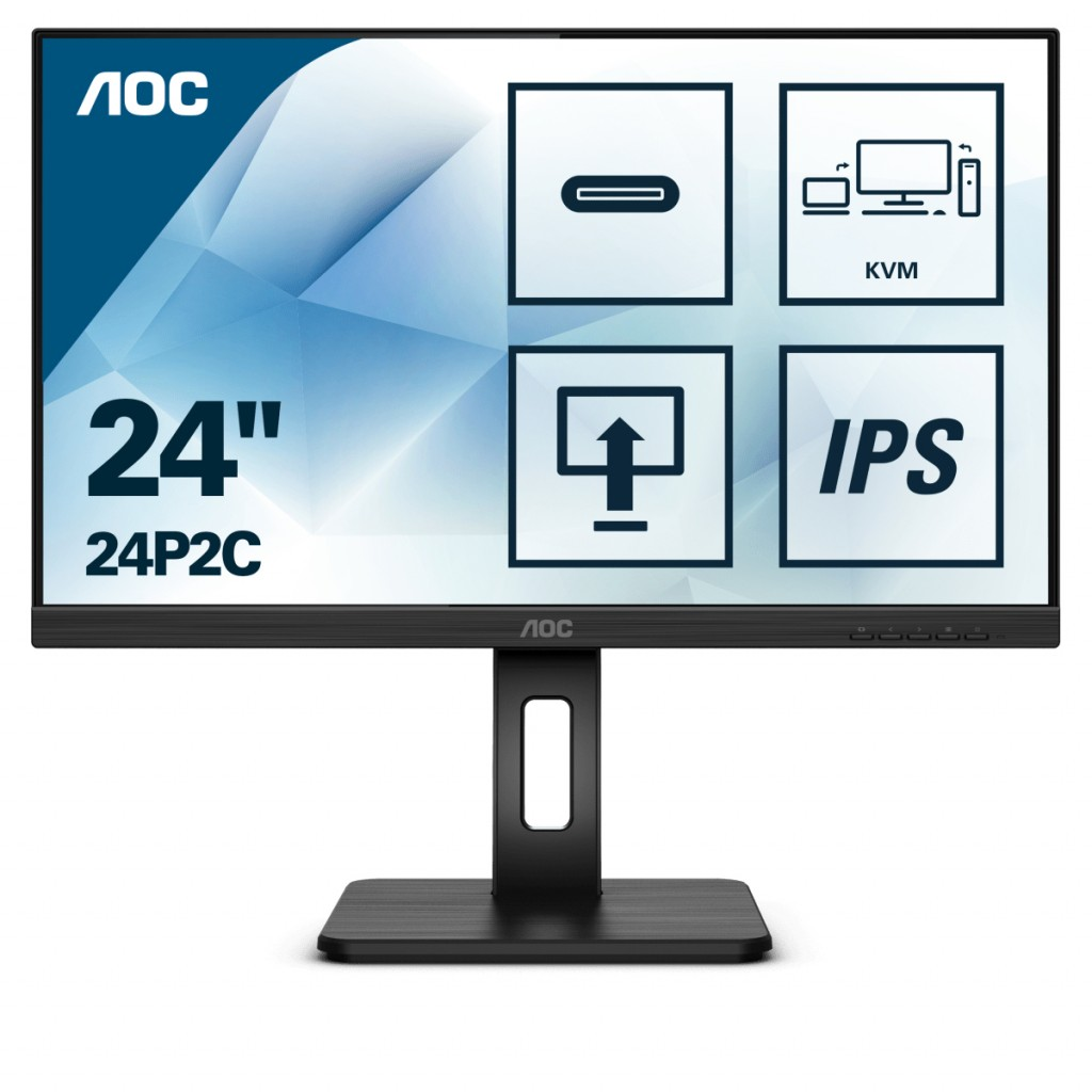 AOC 24P2C 23.8inch monitor