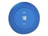 GEMBIRD Portable Bluetooth speaker blue