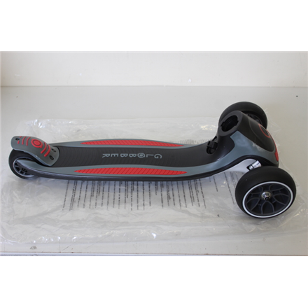 SALE OUT. GLOBBER Scooter Ultimum Red 612-102, DAMAGED PACKAGING, SCRATCHES Globber Scooter Ultimum
