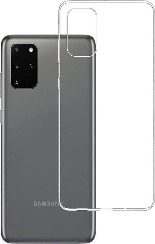 3MK ClearCase Samsung G985 S20 Plus