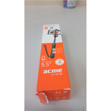 SALE OUT. ACME MH10 Bluetooth selfie stick DAMAGED PACKAGING Acme MH10 Bluetooth selfie stick monopod
